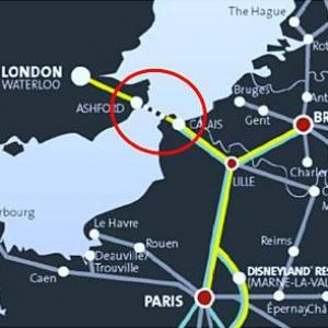 UROTUNEL – Galvanização no Túnel sob o Canal da Mancha